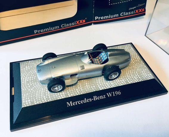 Mercedes W196 - 1/43 Premium Classixxs