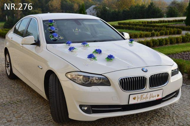 Dekoracje na samochód-montaż na przyssawce florystycznej-ozdoby na aut