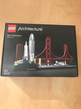 Lego Architecture São Francisco/San Francisco 21043