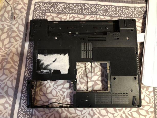 Fujitsu Siemens LifeBook S7110 Obudowa spód tył część