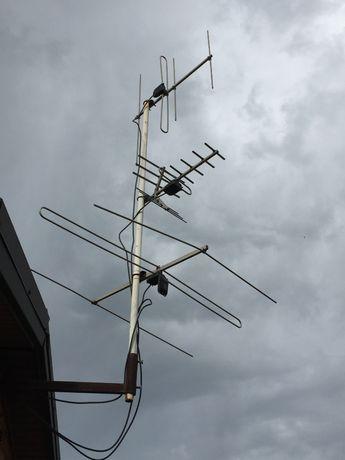 Эфирная наружная антенна Dipol