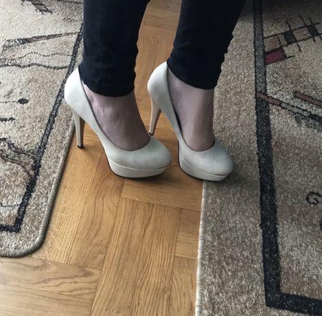 Buty na wysokim obcasie szpilki rozmiar 40