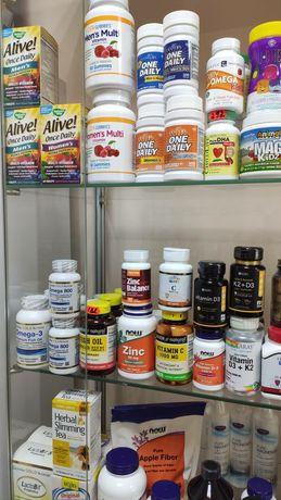 Вітамінні добавки