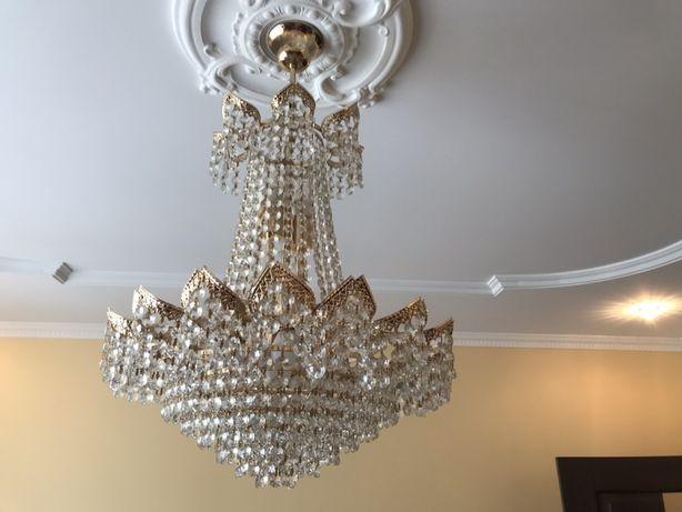 Світильник на 6 ламп класична