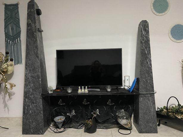 Movel sala em pedra marmore