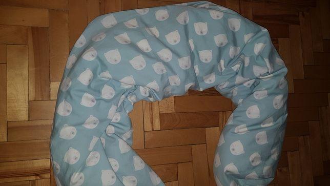 Подушка для вагітної чи новонародженої дитини