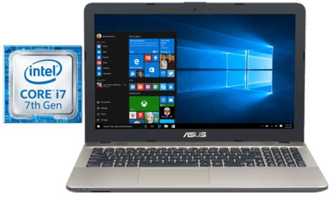 Ноутбук ASUS VivoBook Max F541UJ