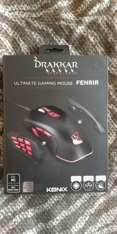 Konix Drakkar Prime M50 Fernir - mysz gamingowa (PC PS4 XOne) NOWA