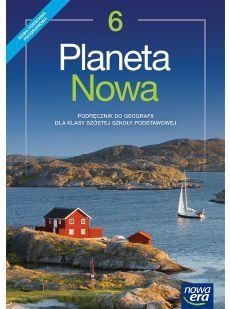 Geografia Planeta Nowa kl. 6 materiały Warszawa - image 1