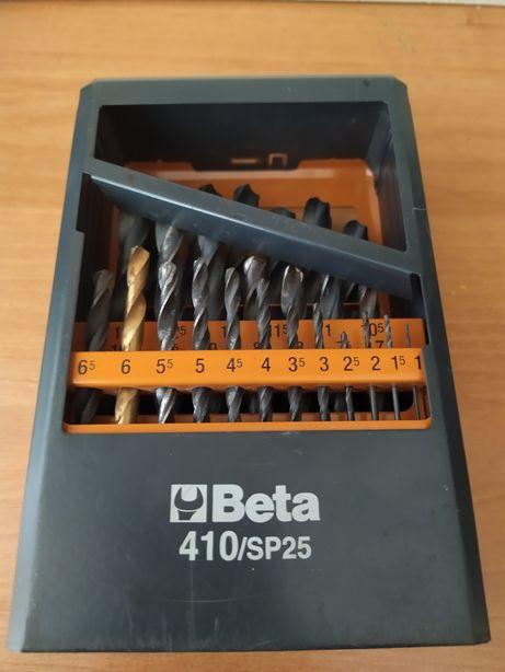 Сверла по металлу Beta 410/SP25