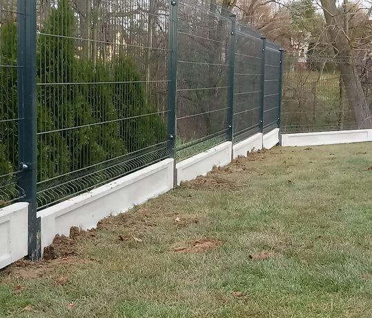 Ogrodzenia panelowe 3d ogrodzenie panele ogrodzeniowe MONTAZ w cienie