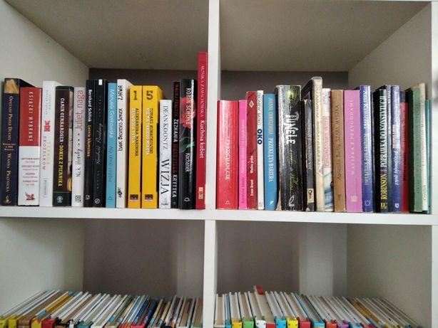 Książka książki zestaw różne tytuły tanio powieści G40