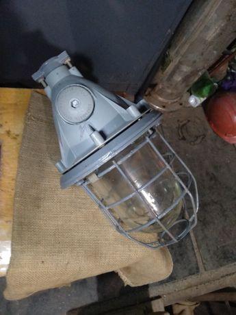 ТУ16-535 светильник взрывозащищенный