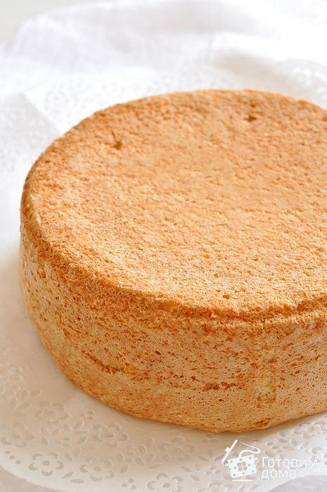 бисквит домашний Помошная - изображение 1