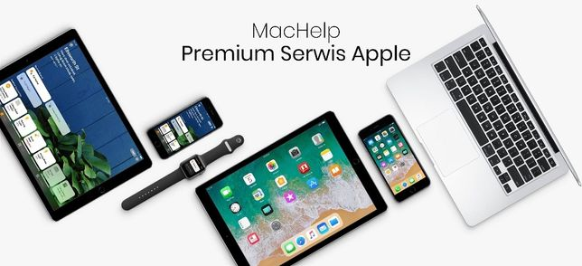 Niezależny Serwis Sprzętu Apple iPhone, iPad, MacBook, iMac