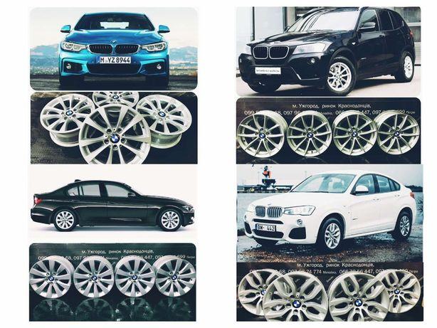 Легкосплавні Диски Оригинал Для BMW 16R 17R 18R 5X120 TOP