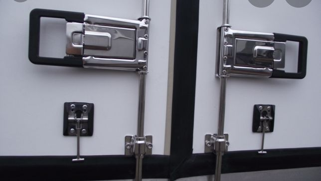 Drzwi kontenerów izotermy chłodnia