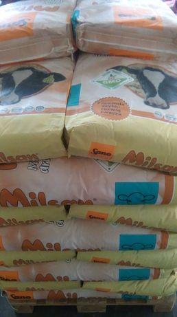 Mleko dla cieląt sano milsan od 21 dnia 25 kg ngmo