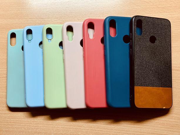 Чехлы для Xiaomi Redmi Note 7