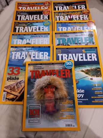 National Geographic traveler 2012