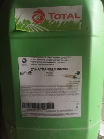 Total Dynatrans LS 80W90 20 litrów