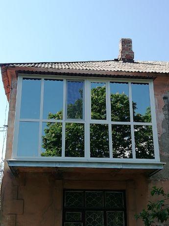 Балконы под ключ/САМЫЕ НИЗКИЕ ЦЕНЫ. до 25% скидки.