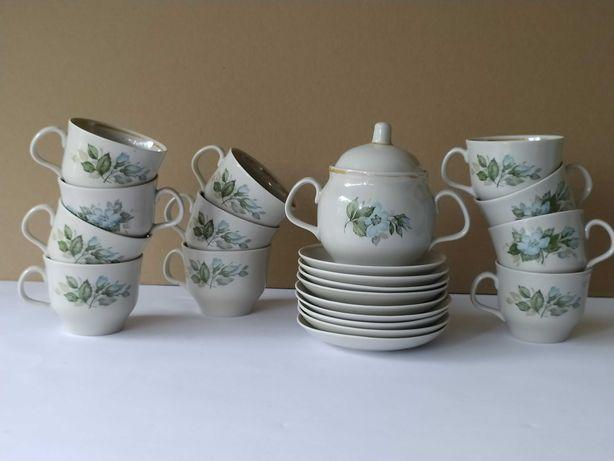 Чашки набор, сервиз советский, посуда ссср