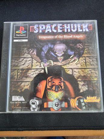 Space Hulk - Playstation 1 PS1 - Completo como novo RARO