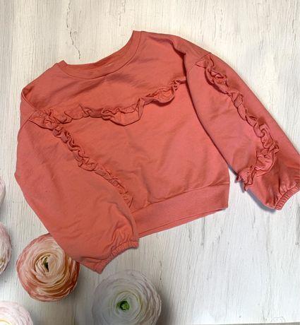 Реглан на 4-6 лет Mango• кофта•рубашка