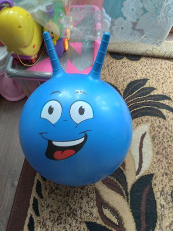 Piłka skoczek dla dzieci