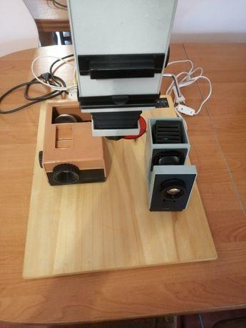 Projektor, rzutnik Ania, Etude, powiększalnik