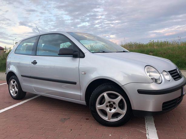 VW Polo 2004 r. Sprowadzony Zadbany Klimatyzacja