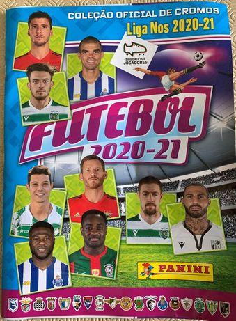 Caderneta Futebol 2020-21 - Panini