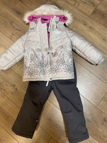 Зимний костюм фирмы Lenne