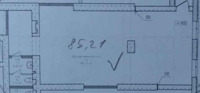 Продажа помещения в ЖК Карат, район центрального парка в Ирпене