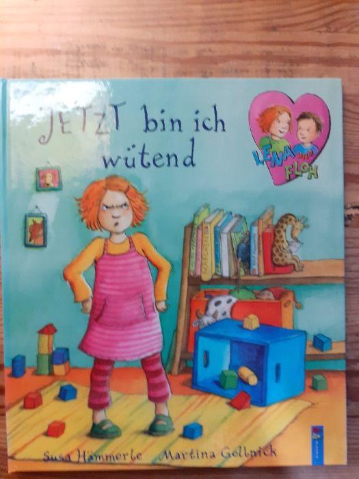Дитячі книжки німецькою мовою. Серія Lena und Floh Обухов - изображение 1