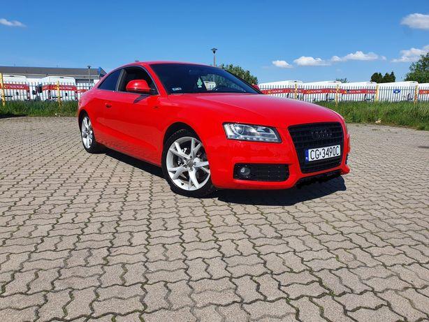 Audi A5    2x S-LINE  bez wkładu finansowego . Sprzedam /zamienię