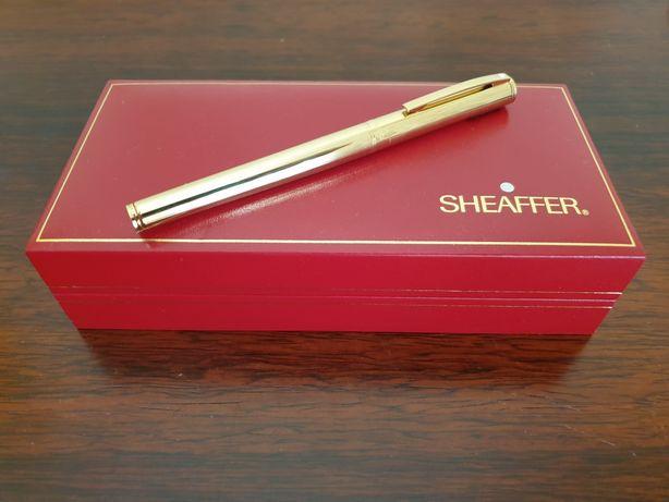 Caneta Sheaffer, folheada a ouro