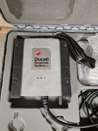 Komputer Ducati DDS 2.0 - TEXA