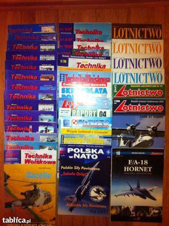Czasopisma o tematyce lotniczej-TANIO!