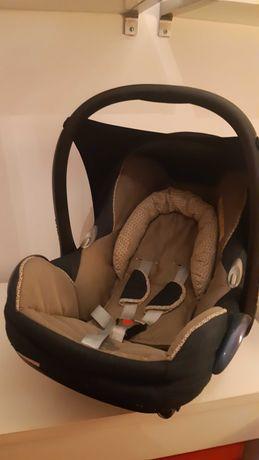 Fotelik Maxi Cosi z wkładką dla noworodka