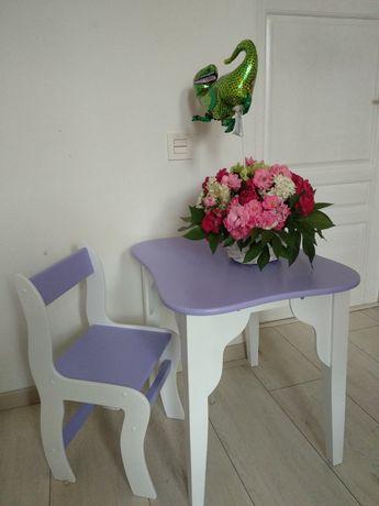 Столики, стульчики, детская мебель