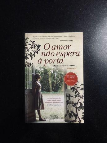 """""""O amor não espera à porta"""" - Marisa de los Santos"""