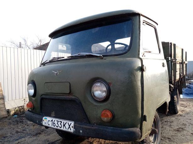 Продам УАЗ 452Д бортовий