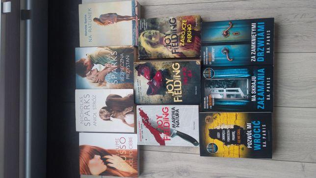 Książki thrillery, powieści