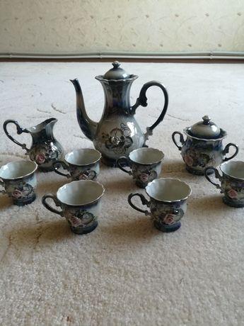 Чайный набор. Сервиз чайный.