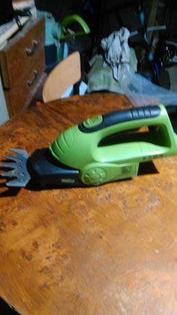 Sprzedam nożyce akumulatorowe do trawy i żywopłotów florabest