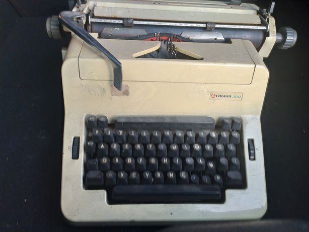 Máquina escrever