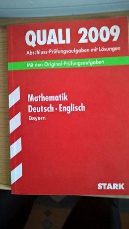Niemiecka matura, matematyka 2009