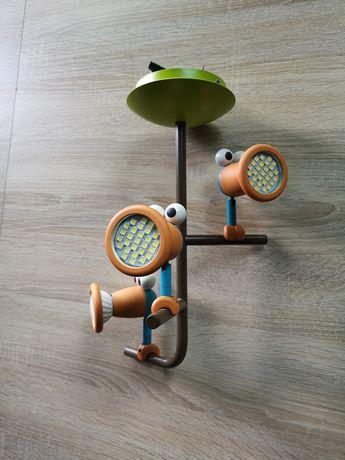 Lampa Massive do pokoju dziecinnego